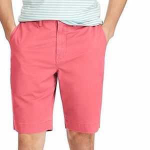 POLO RALPH LAUREN Classic Fit9 Flat Front Shorts